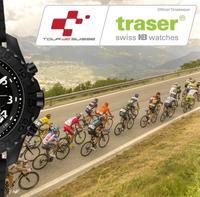 traser® swiss H3 watches ist neuer offizieller Zeitmesser der Tour de Suisse