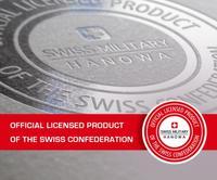 Schweizerische Eidgenossenschaft lizensiert SWISS MILITARY HANOWA