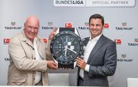 TAG Heuer schließt Vertrag mit der Bundesliga