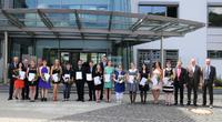 "Festive Graduation Ceremony at the ""Alfred Helwig"" School of Watchmaking"