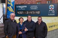 Longines gibt Partnerschaft mit Schweizer Skiort St. Moritz bekannt