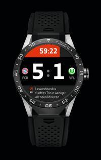 TAG Heuer und die Deutsche Fußball Liga präsentieren die Bundesliga-App