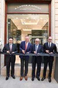 A. Lange & Söhne eröffnet Boutique in Beirut