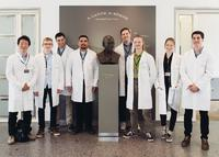 Up-and-coming watchmakers visit A. Lange & Söhne