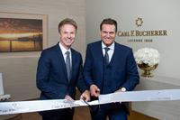 Carl F. Bucherer eröffnet sein Kompetenzzentrum in Lengnau