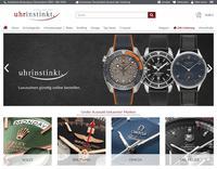 Uhrinstinkt – der Onlineshop für Luxusuhren von Rolex, Omega, Breitling