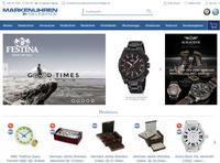 Über 70 bekannte Marken im Onlineshop von markenuhren-billiger.de