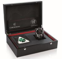Chronoswiss and Alfa Romeo North America cooperate