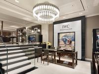 IWC Schaffhausen eröffnet neuen Uhrenshop in Genf
