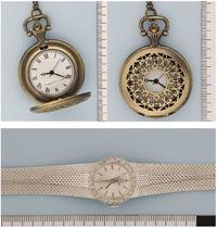 Tatort Detmold / Oerlinghausen - Wer kennt diese Uhren?