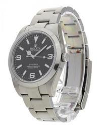 Teure Rolex-Uhr im Spind vergessen