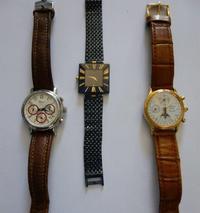 Ermittler stellten bei Tatverdächtigem Uhren sicher