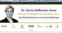 Unternehmergespräche 2016 mit Dr. Nicole Hoffmeister-Kraut