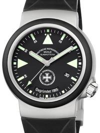 """Eine Uhr für die gute Sache: Sonderedition S.A.R. Rescue-Timer """"150 Jahre DGzRS"""""""