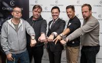 Die Fantastischen Vier designen neuen Timemaster