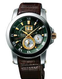 Zwei neue Seiko Premier Kinetic Perpetual Uhren