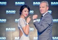 Premiere mit Markenbotschafterin Tang Wei und CEO Matthias Breschan