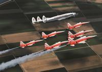 Breitling ist Partner der Patrouille Suisse