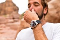 DAVOSA Apnea Diver Automatic: World debut from world record holder Nik Linder