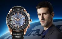 Die neue Seiko Astron GPS Solar World Time Novak Djokovic Limited Edition