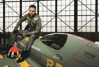 "Mika Brageot and his ""Skyracer"": A fantastic pair for the Breitling Racing Team"