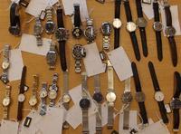 Bundespolizei stellt 28 gestohlene Maurice Lacroix Uhren sicher