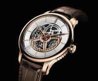 BASELWORLD 2015: Der First Class Double Rotor Skeleton 20th Anniversary
