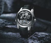 BASELWORLD 2015: The Hannibal Minute Repeater Westminster Carillon Tourbillon Jaquemarts