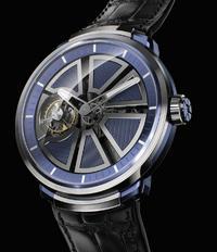BASELWORLD 2015: Fabergé begeistert mit der Visionnaire 1