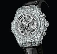 BASELWORLD 2015: Hublot celebrates the 10th anniversary of the iconic BIG BANG