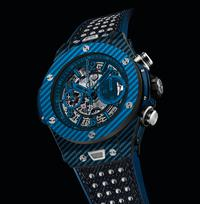 BASELWORLD 2015: Hublot präsentiert die Big Bang Unico Italia Independent