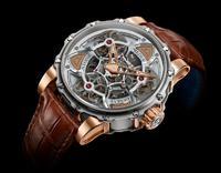 BASELWORLD 2015: Tourbillon of Tourbillons