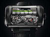BASELWORLD 2015: HYT begeistert Uhrenverrückte  mit der H3