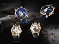 Ulysse Nardin showcases its masterpieces