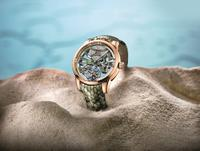 BASELWORLD 2016 Preview: Die wilde und exotische Royal Python Skeleton Tourbillon