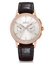 Mit Hochfrequenzkaliber: Der Zenith Elite Chronograph Classic