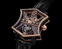 BASELWORLD 2016: Enfant terrible of the watch industry thrilled with the Cumbere Tourbillon