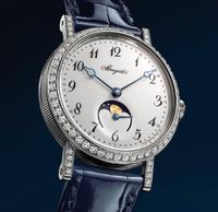 BASELWORLD 2016: The Breguet Classique Phase de Lune Dame 9088