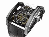 BASELWORLD 2016: Top watchmaker Eric Coudray and his Cabestan