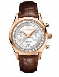 BASELWORLD 2016: The CARL F. BUCHERER Manero Flyback