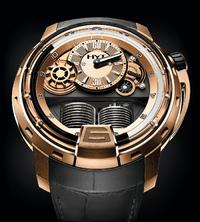 BASELWORLD 2016: The HYT H1 Full Gold