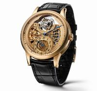 BASELWORLD 2016: The Leroy Automatic Tourbillon Regulator