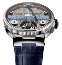 The innovative Grand Deck Marine Tourbillon