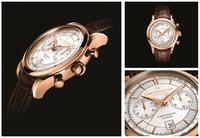 The new Manero Flyback by Carl F. Bucherer