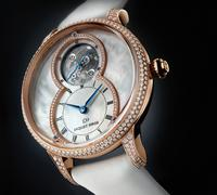 Preview BASELWORLD 2017: Jaquet Droz introduces the Grande Seconde Tourbillon Mother-of-Pearl
