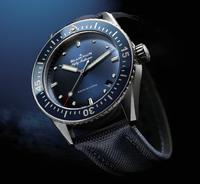 BASELWORLD 2017: The new three-hand 38 mm Fifty Fathoms Bathyscaphe