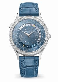 BASELWORLD 2017: PATEK PHILIPPE – World Time, Reference 7130