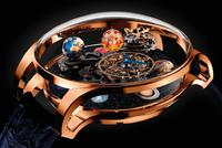 BASELWORLD 2017: Die JACOB & CO. Astronomia Solar