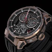 BASELWORLD 2017: REBELLION – Predator 2.0 Regulateur Tourbillon