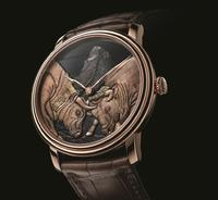 Unique: The next timepiece from the Villeret collection